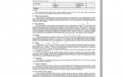 000 Excellent Apartment Rental Agreement Form Highest Quality  Forms Lease Ontario Format Simple