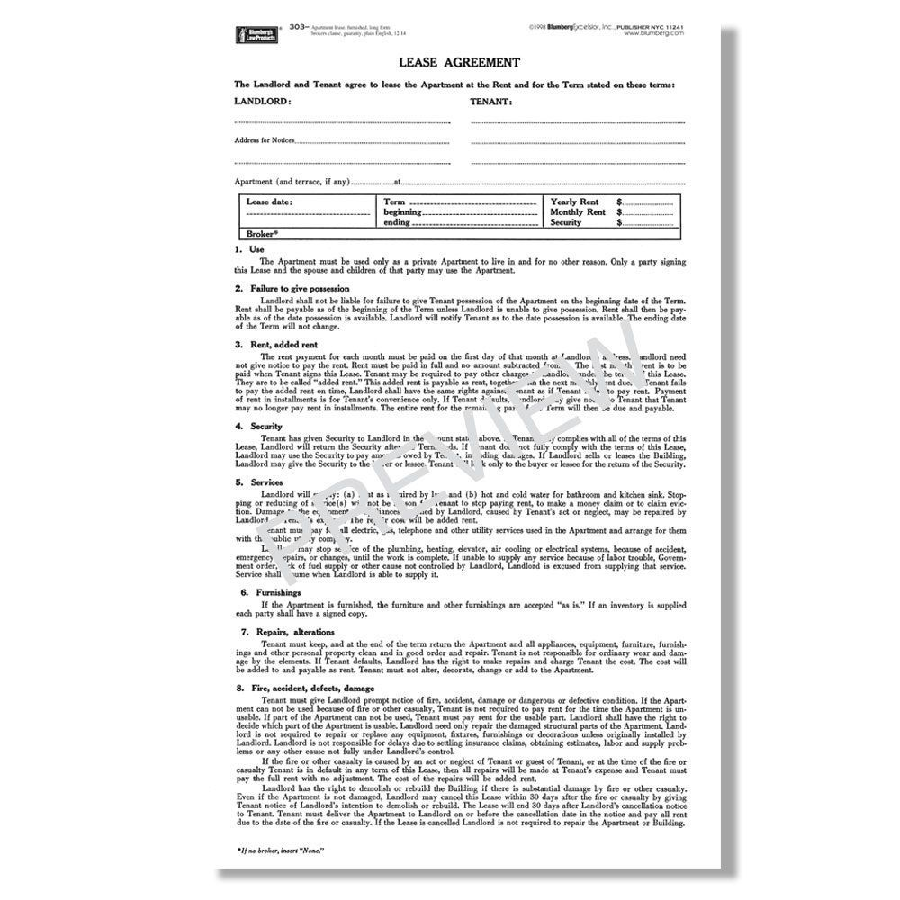 000 Excellent Apartment Rental Agreement Form Highest Quality  Forms Lease Ontario Format SimpleFull