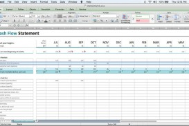 000 Excellent Cash Flow Template Excel Free Idea  Statement Download Format In