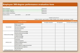 000 Excellent Employee Evaluation Form Template High Def  Sample Doc Printable Free Word