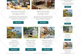 000 Excellent Real Estate Newsletter Template Idea  Free Mailchimp