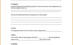 000 Excellent Rental Agreement Contract Free Download Photo  Tenancy Form Uk House Equipment