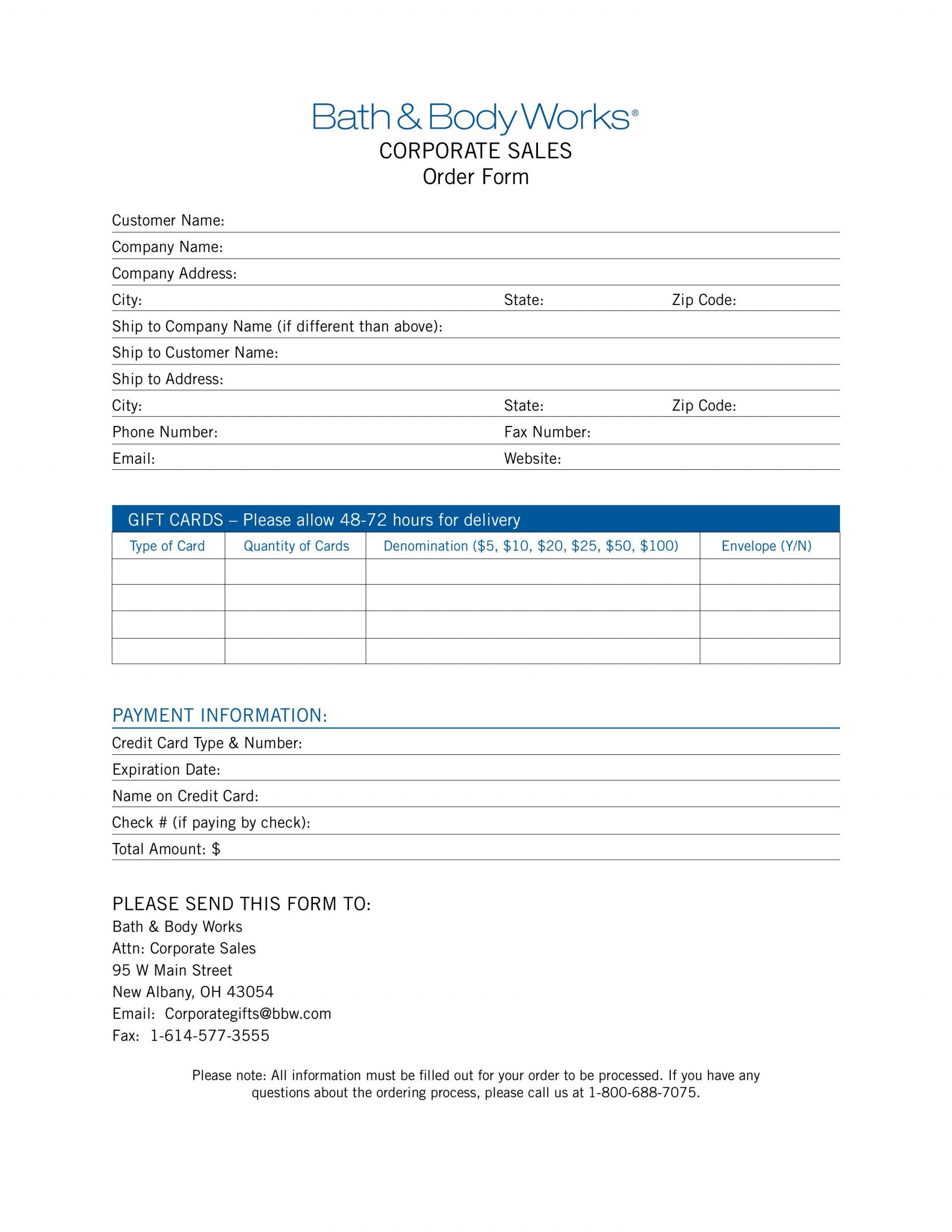 000 Excellent Sale Order Form Template Image  Templates Excel Word Free Online1920
