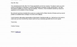 000 Excellent Simple Cover Letter Template Word Inspiration