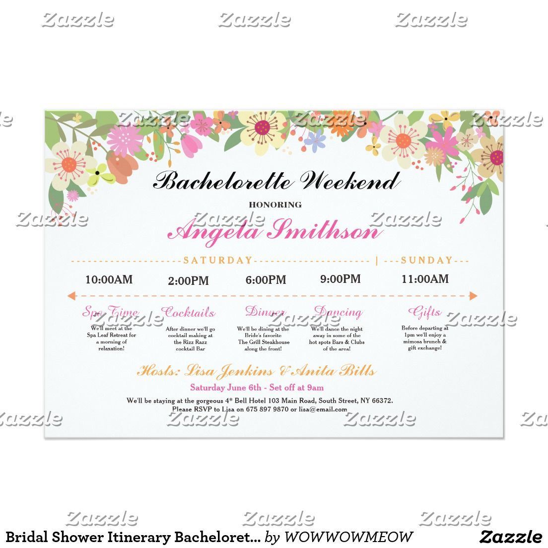 000 Exceptional Bachelorette Party Itinerary Template Free High Definition  DownloadFull
