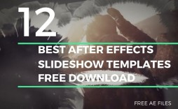 000 Exceptional Free Adobe After Effect Template Slideshow Example  Photo Download Wedding