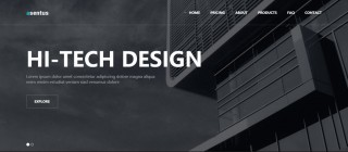 000 Exceptional Free Responsive Html5 Template Example  Download For School Bootstrap Website320
