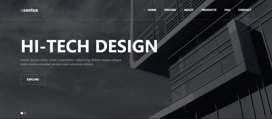 000 Exceptional Free Responsive Html5 Template Example  Download For School Bootstrap Website868