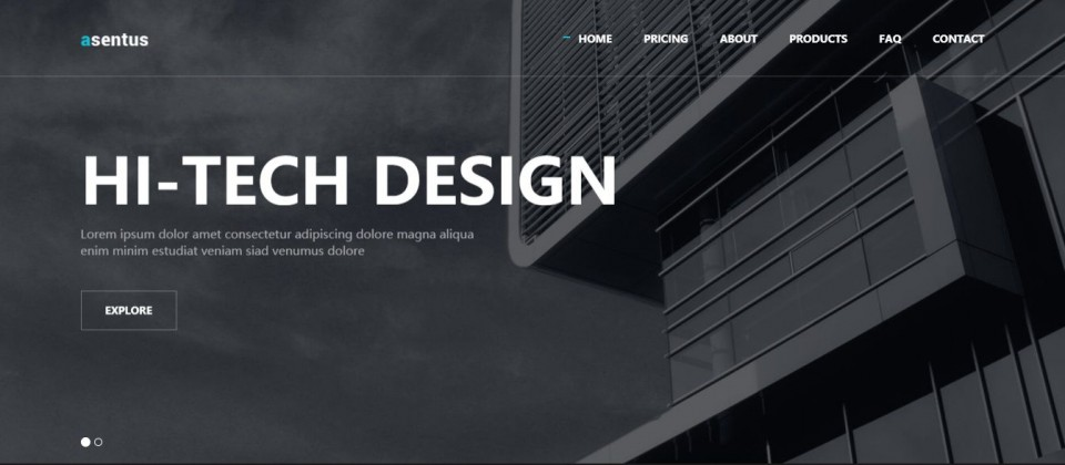 000 Exceptional Free Responsive Html5 Template Example  Download For School Bootstrap Website960