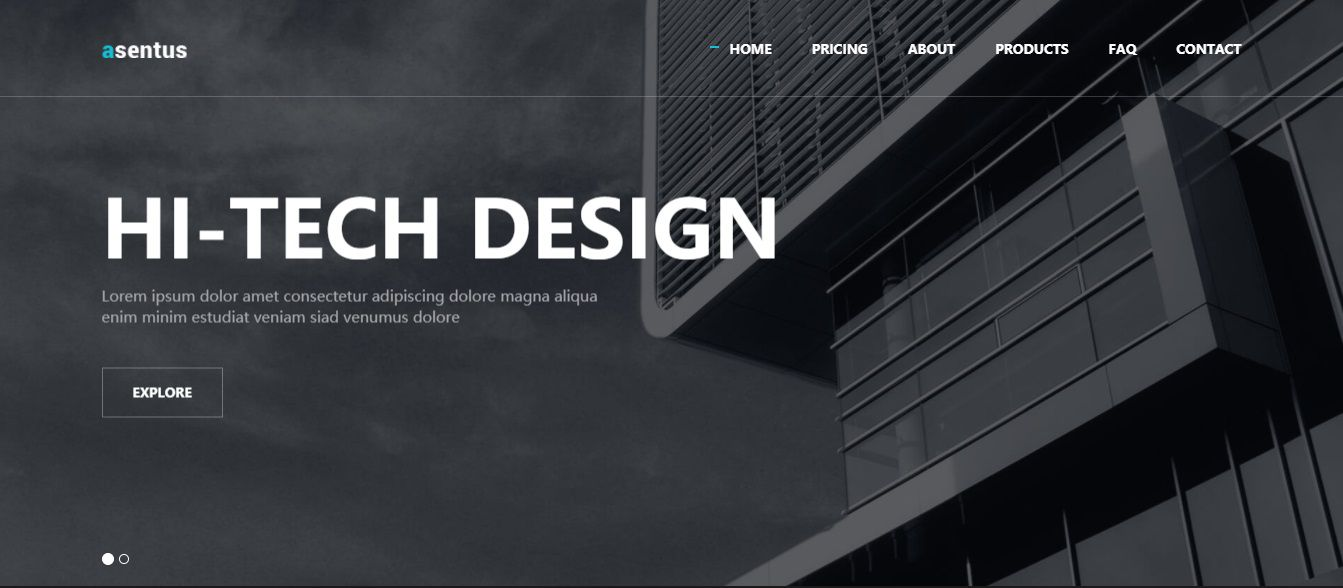 000 Exceptional Free Responsive Html5 Template Example  Download For School Bootstrap WebsiteFull