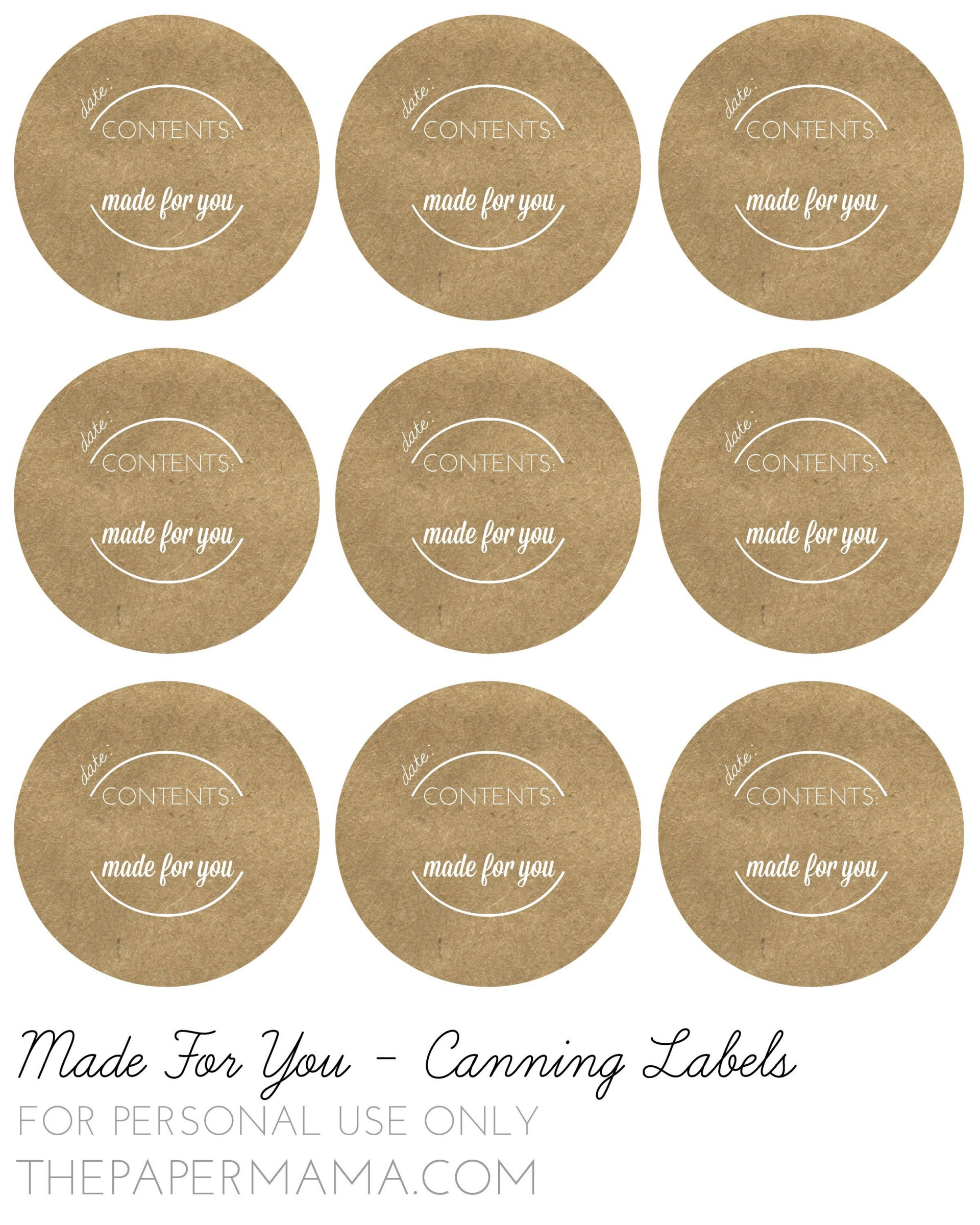 000 Exceptional Mason Jar Label Template Example  Word Avery1920