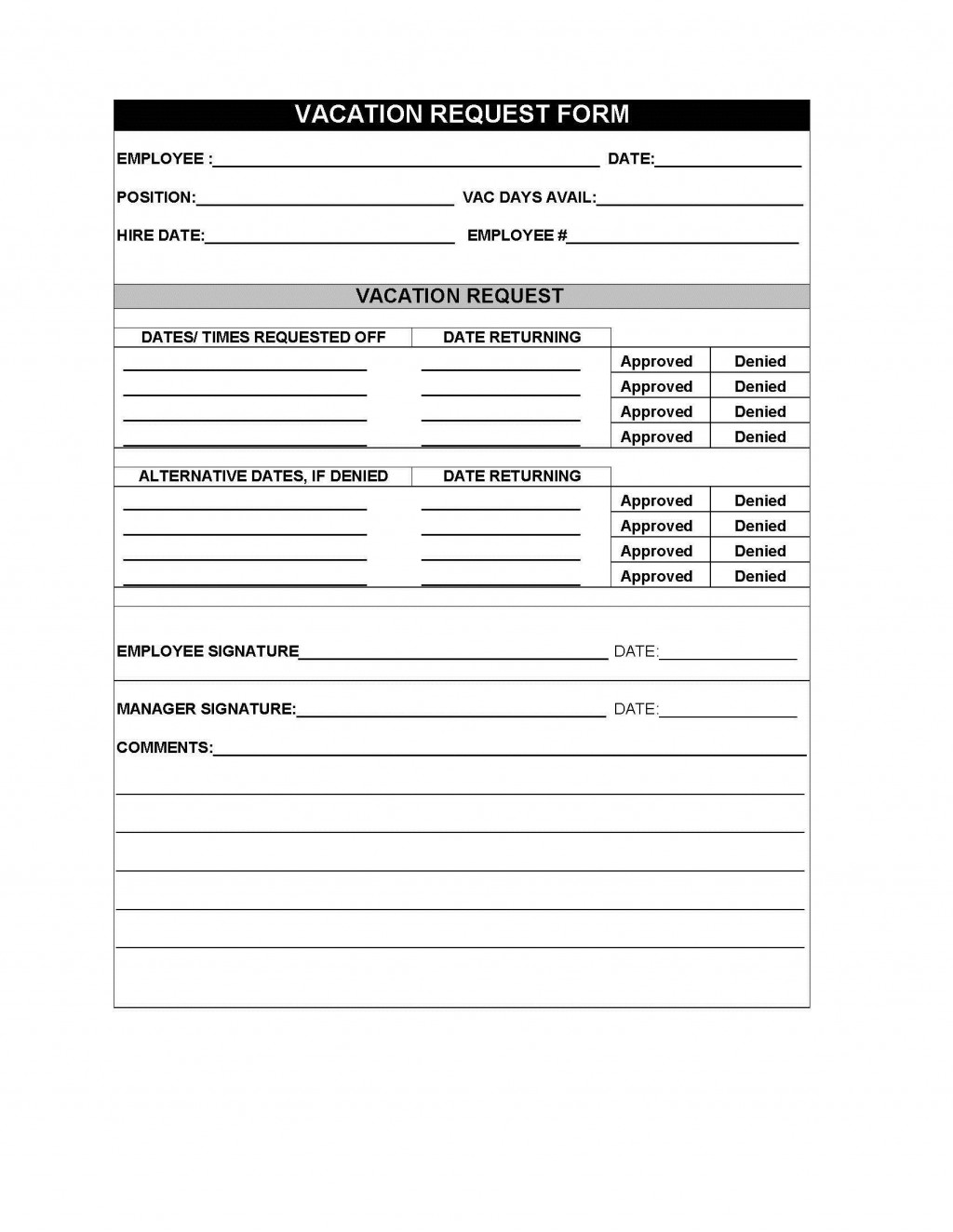 000 Exceptional New Customer Account Opening Form Template Concept  Word Uk ExcelLarge