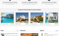 000 Exceptional Real Estate Template Wordpres High Resolution  Wordpress Realtyspace - Theme Free Download With Mobile App