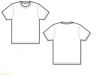 000 Exceptional T Shirt Template Vector Sample  Illustrator Design Free Download Ai360