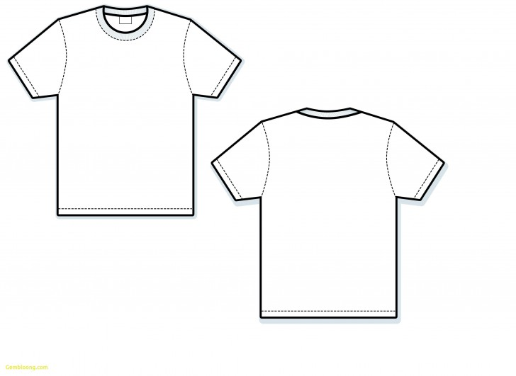000 Exceptional T Shirt Template Vector Sample  Illustrator Design Free Download Ai728