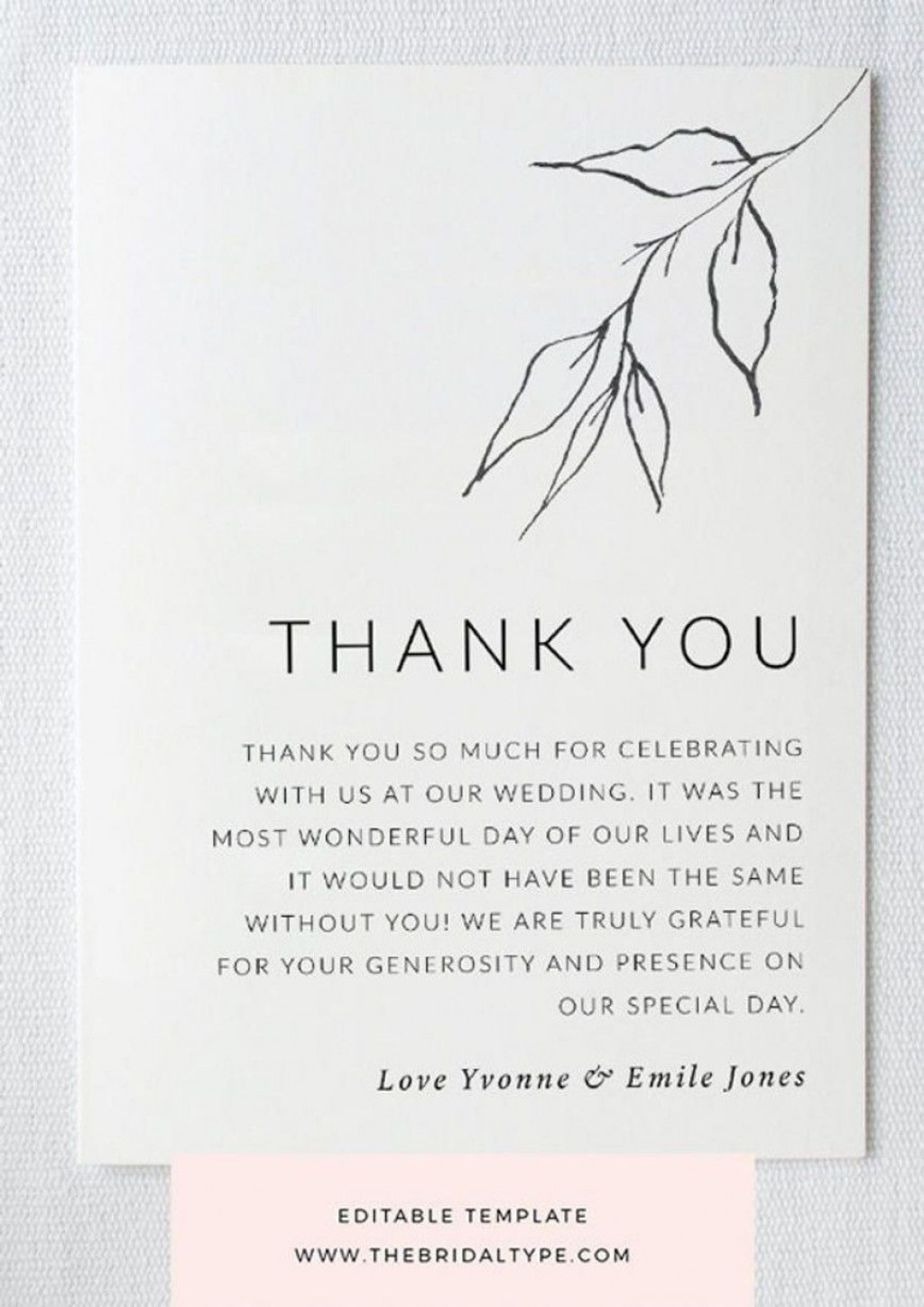 000 Exceptional Thank You Note Template Free High Def  Poshmark TeacherLarge