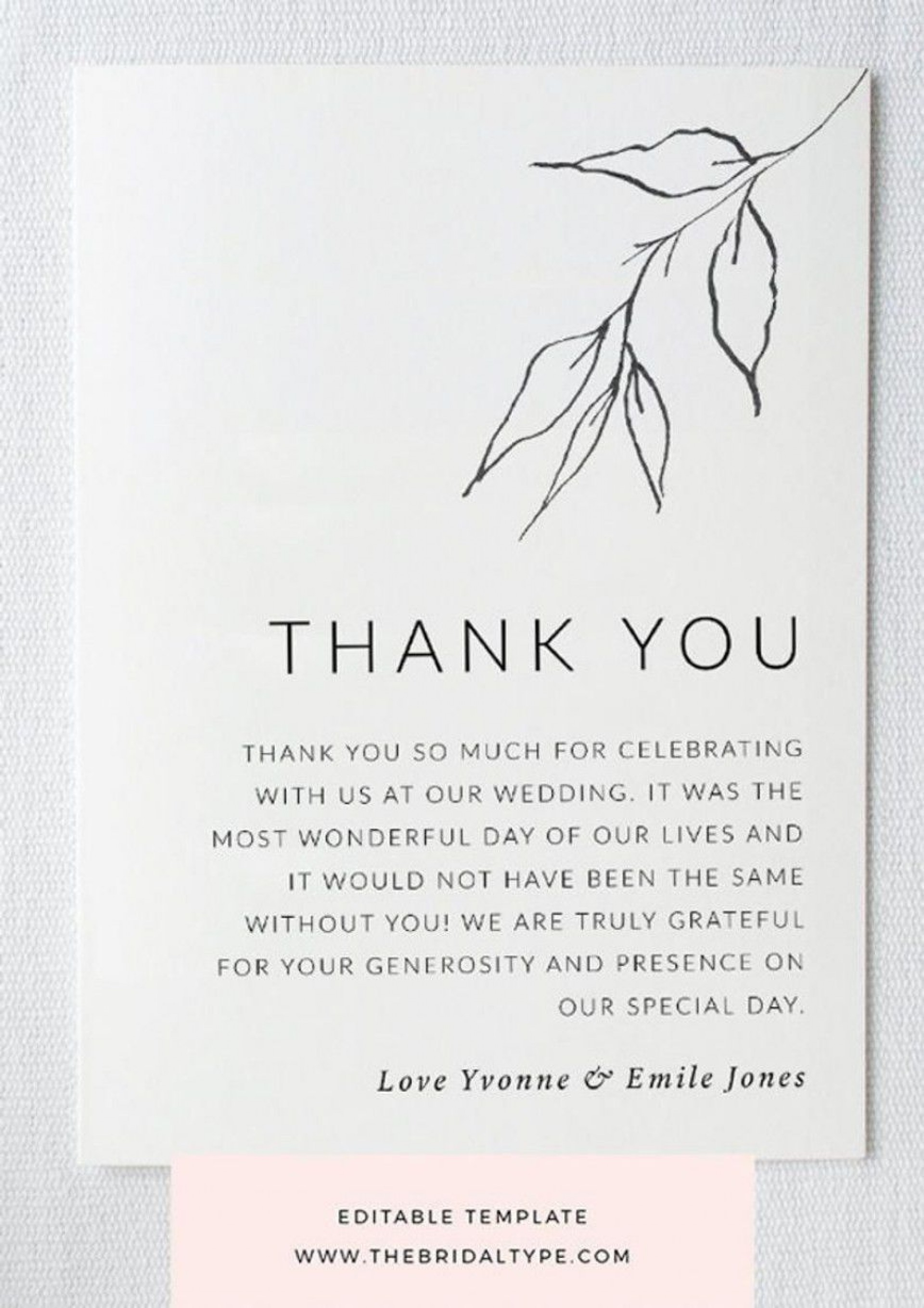 000 Exceptional Thank You Note Template Free High Def  Poshmark Teacher1920