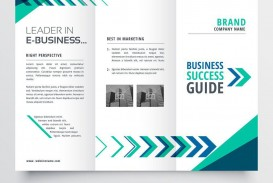 000 Exceptional Three Fold Brochure Template Sample  Word Free 3 Psd Download