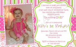 000 Fantastic 1st Birthday Invitation Template High Resolution  Background Design Blank For Girl First Baby Boy Free Download Indian