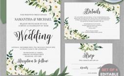000 Fantastic Editable Wedding Invitation Template Inspiration  Templates Tamil Card Free Download Psd Online