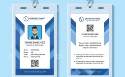 000 Fantastic Employee Id Badge Template Photo  Avery Card Free Download Word