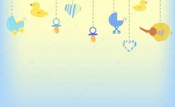 000 Fantastic Free Baby Shower Template For Powerpoint Image  Background