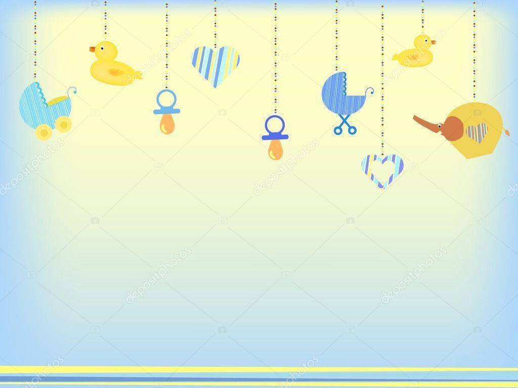 000 Fantastic Free Baby Shower Template For Powerpoint Image  BackgroundFull