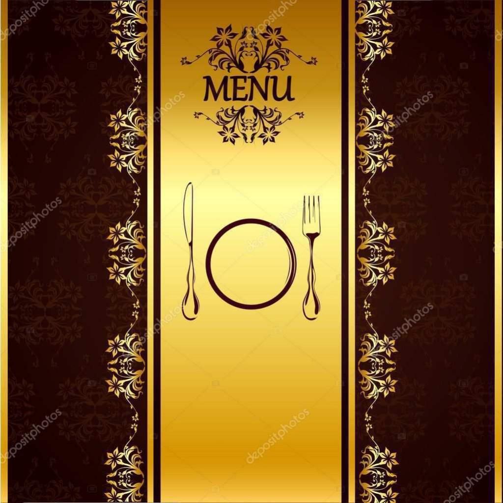 000 Fantastic Menu Card Template Free Download High Def  Indian Restaurant Design CafeLarge
