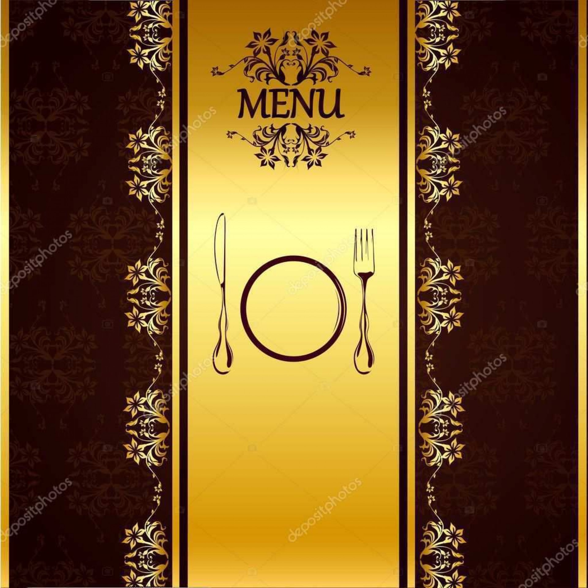 000 Fantastic Menu Card Template Free Download High Def  Indian Restaurant Design Cafe1920