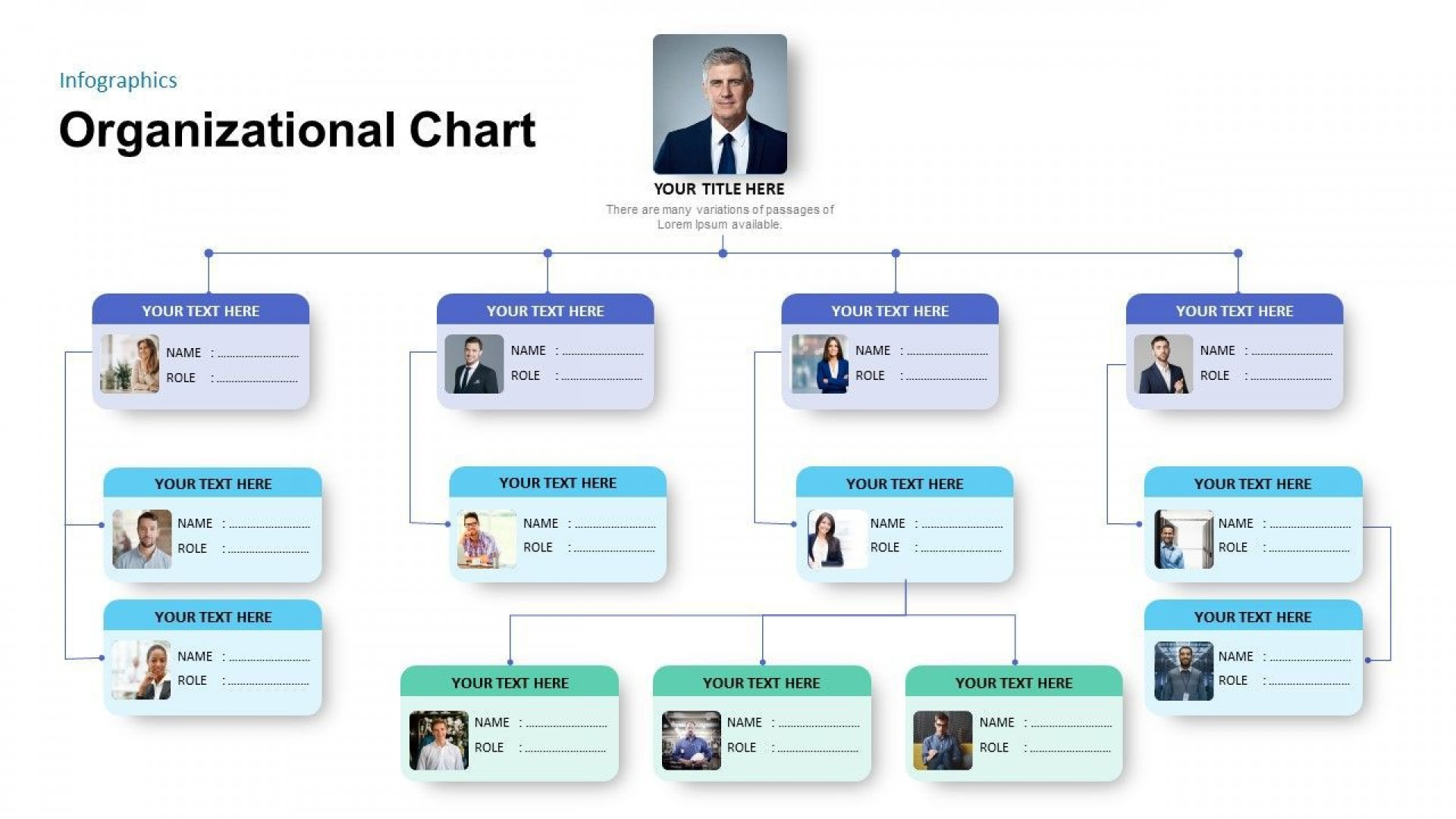 000 Fantastic Org Chart Template Powerpoint High Definition  Free Organization Download Organizational 20101920