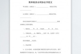000 Fantastic Template For Rental Agreement Example  Lease Sample House Car