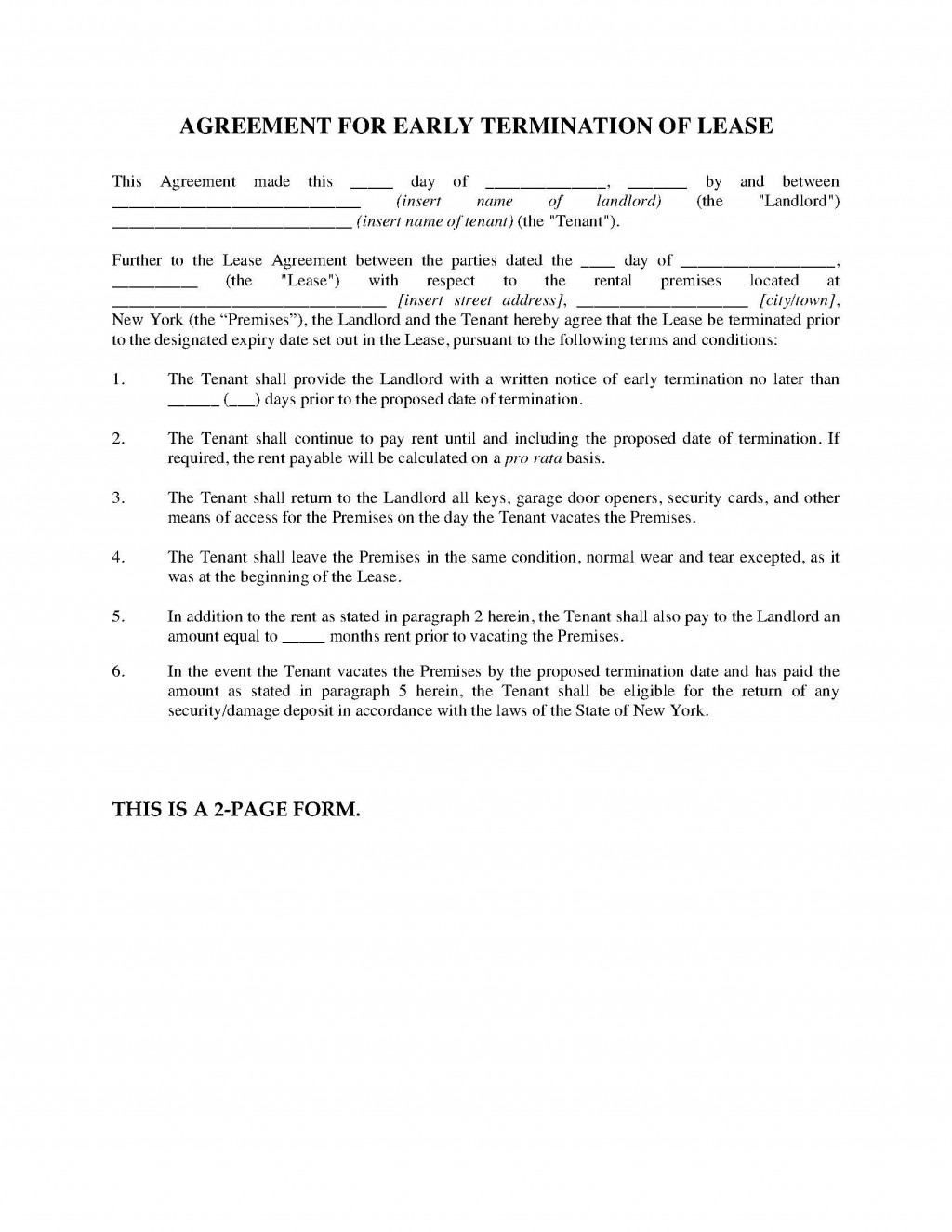 000 Fantastic Template For Terminating A Lease Agreement Concept  Rental Sample LetterLarge