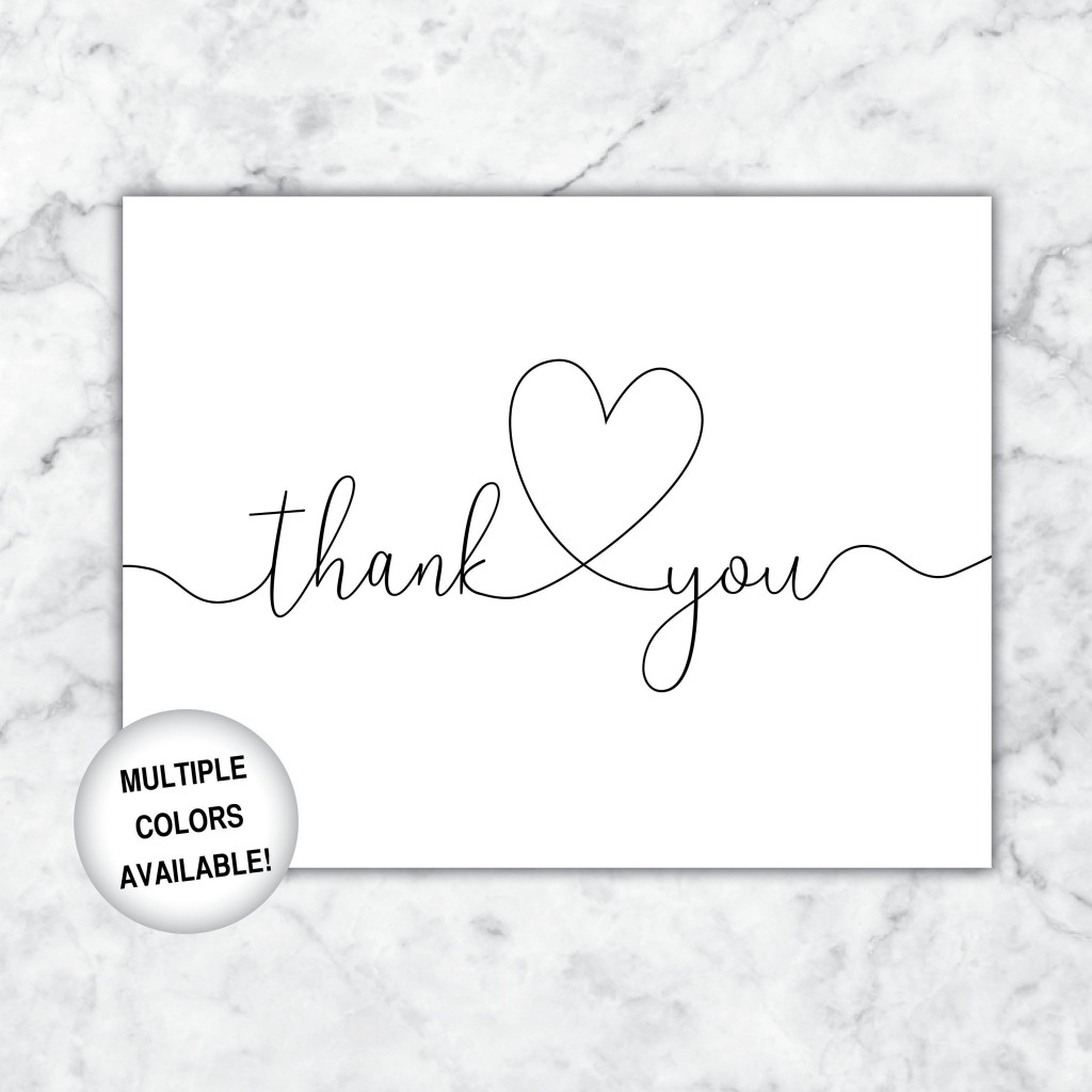 000 Fantastic Thank You Note Template Wedding Shower High Def  Bridal Card Sample WordingLarge