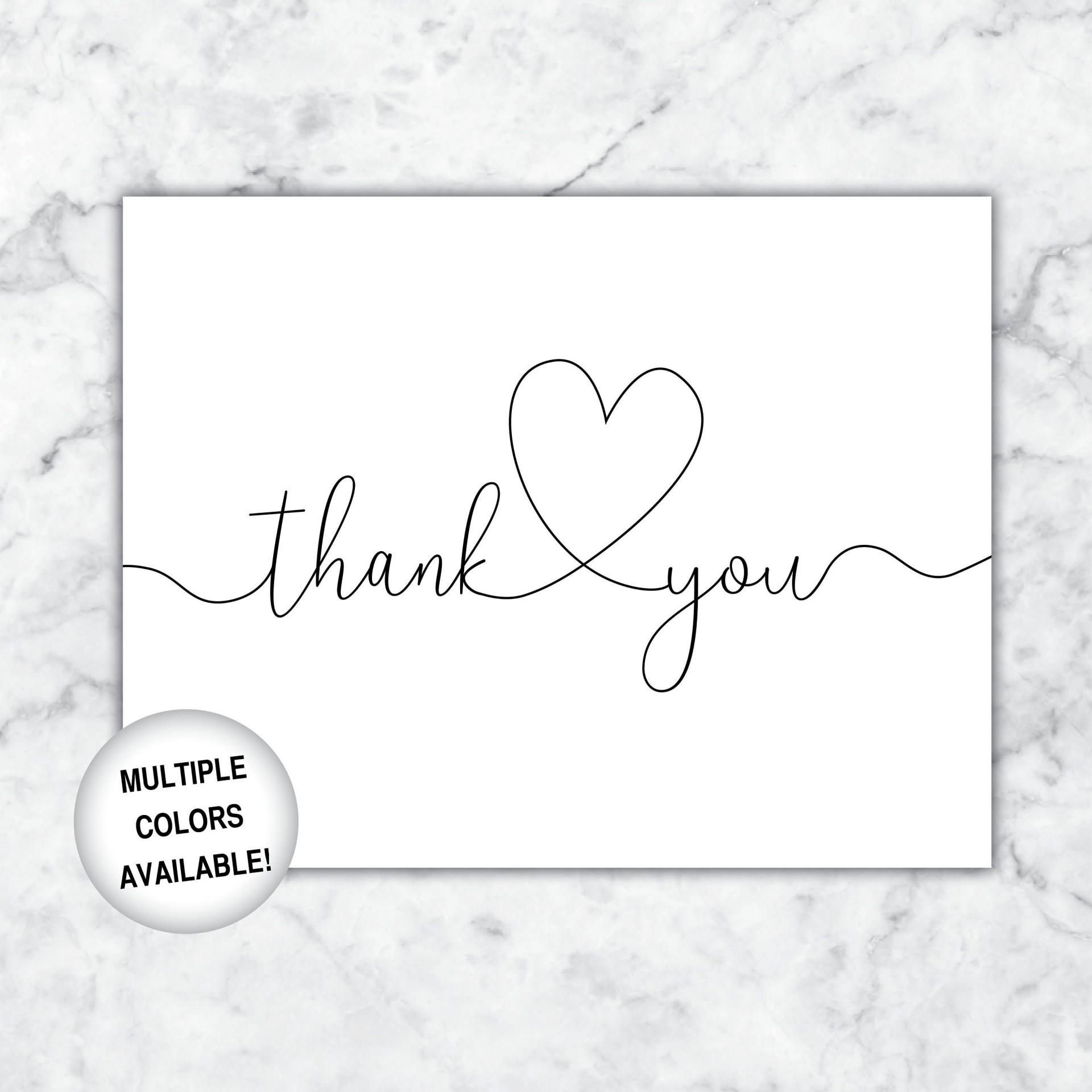 000 Fantastic Thank You Note Template Wedding Shower High Def  Bridal Card Sample Wording1920