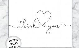 000 Fantastic Thank You Note Template Wedding Shower High Def  Bridal Card Sample Wording