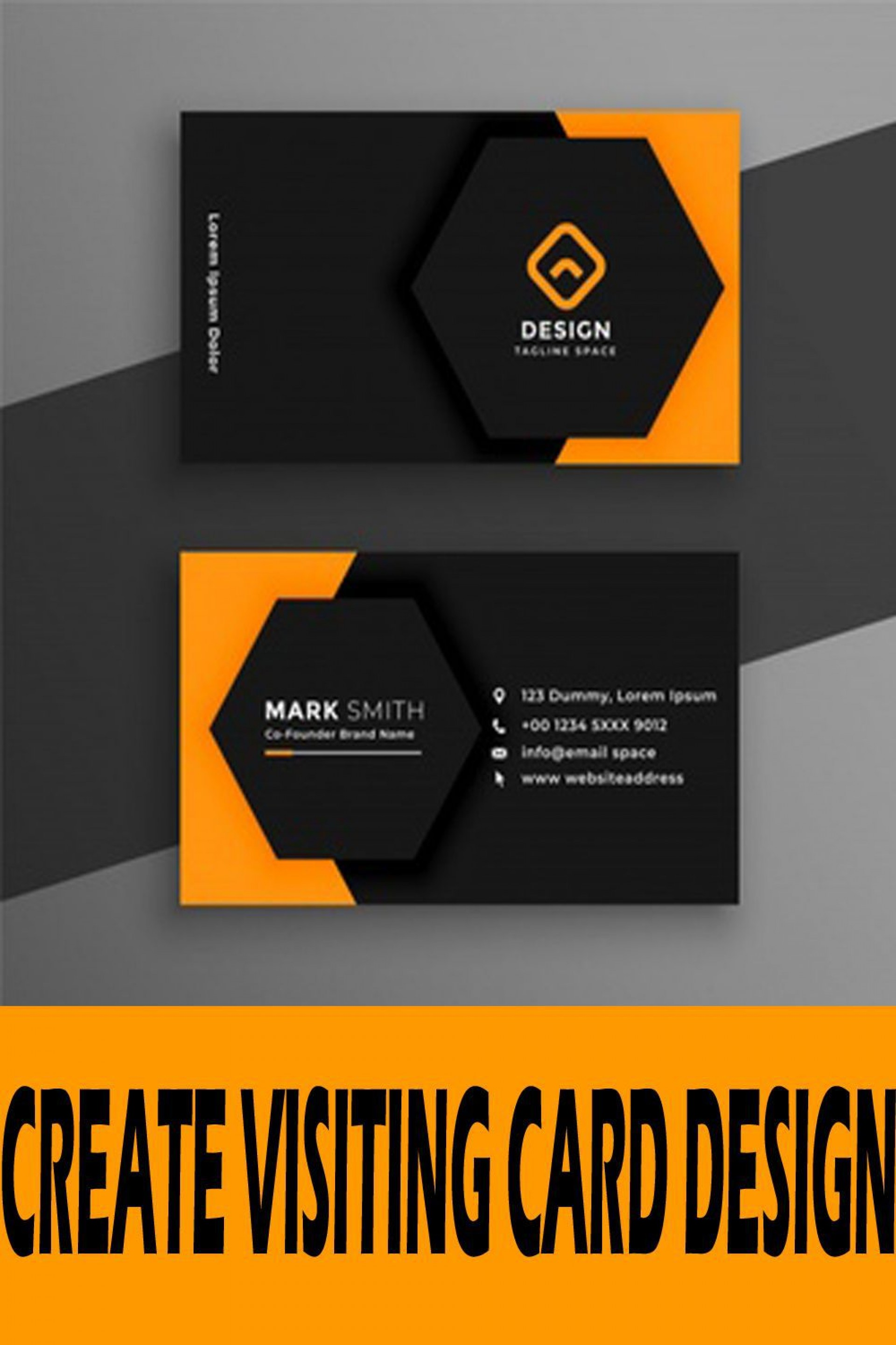 000 Fascinating Blank Busines Card Template Psd Free Download Example  Photoshop1920