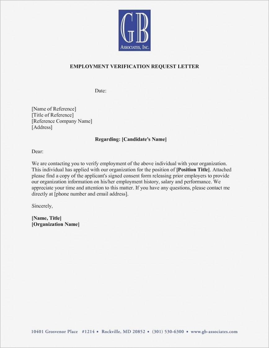 000 Fascinating Employment Verification Letter Template Word Picture  Australia Previou