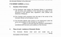 000 Fascinating Free Employment Contract Template Picture  Templates Bc Temporary South Africa Ireland