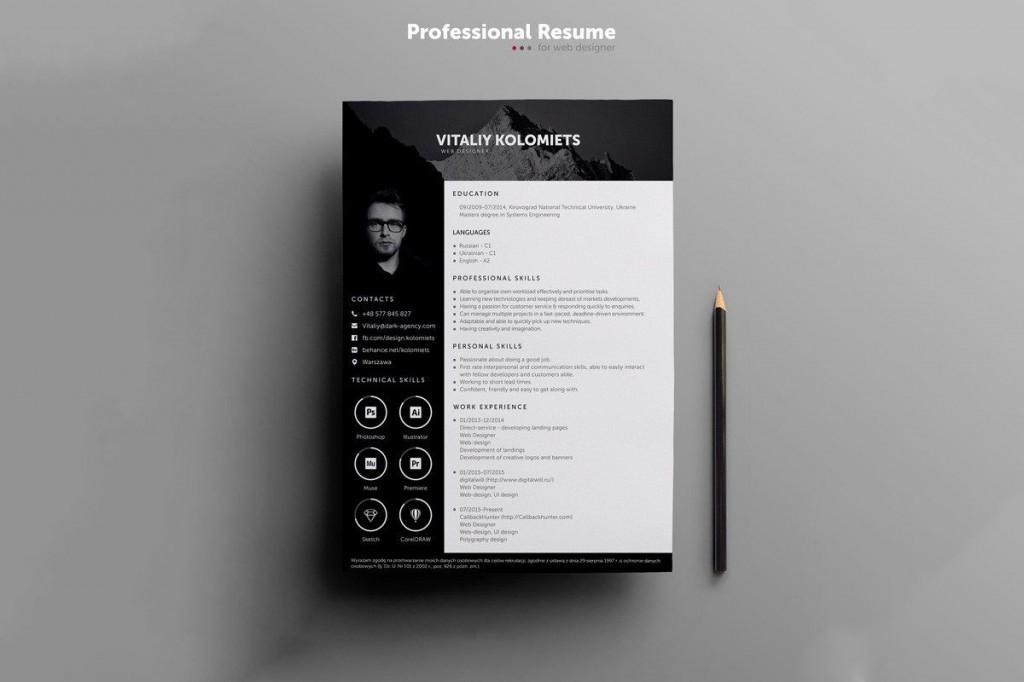 000 Fascinating Free Resume Template 2015 Photo Large