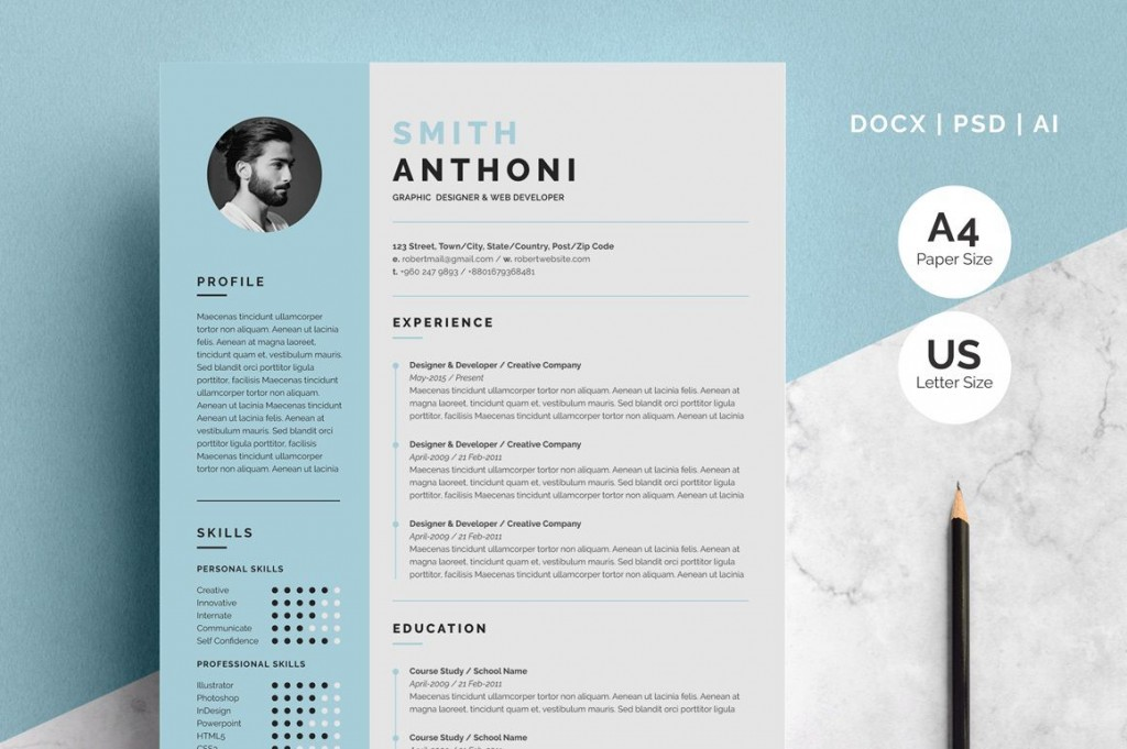000 Fascinating Free Resume Template For Page High Definition  Pages Apple MacLarge