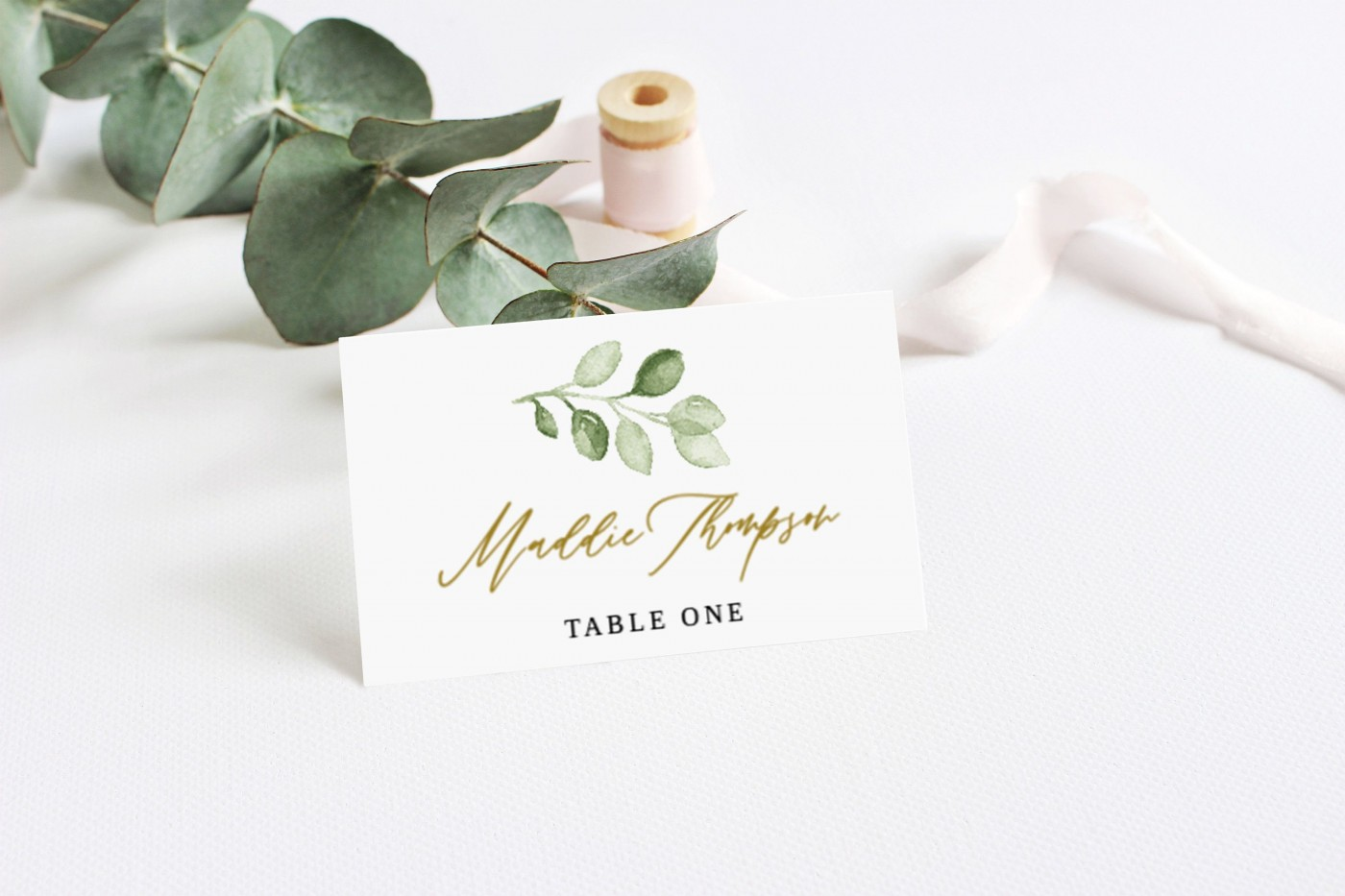 000 Fascinating Name Place Card Template Image  Free Word Publisher Wedding1400
