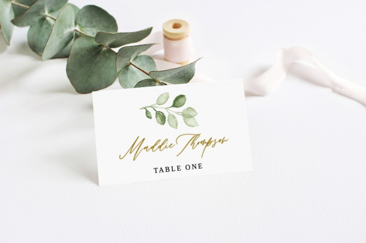 000 Fascinating Name Place Card Template Image  Free Word Publisher Wedding728