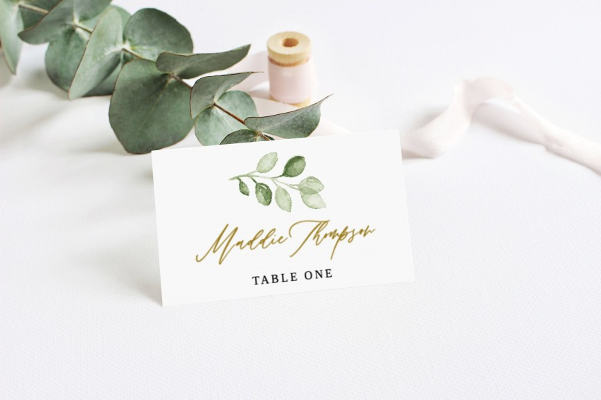 000 Fascinating Name Place Card Template Image  Free Word Publisher Wedding868