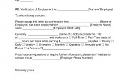 000 Fascinating Proof Of Employment Letter Template Picture  Confirmation Word Free