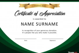 000 Fascinating Recognition Certificate Template Free Example  Employee Award Of Download Word
