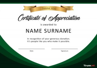 000 Fascinating Recognition Certificate Template Free Example  Employee Award Of Download Word320