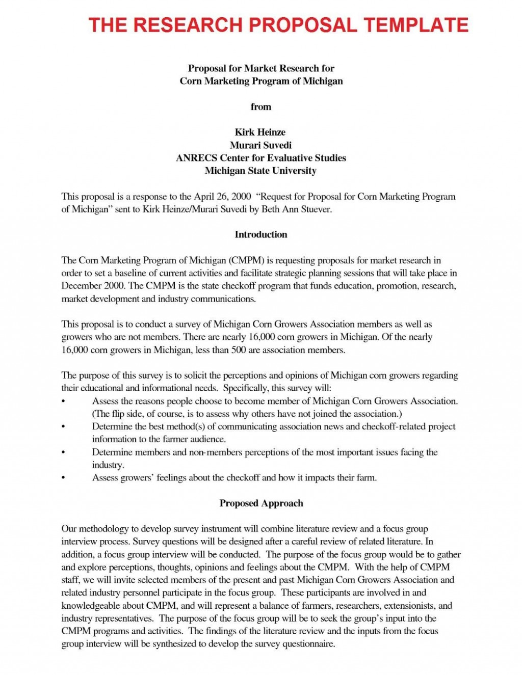000 Fascinating Research Paper Proposal Template Apa Concept Large
