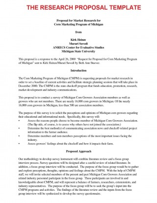 000 Fascinating Research Paper Proposal Template Apa Concept 320