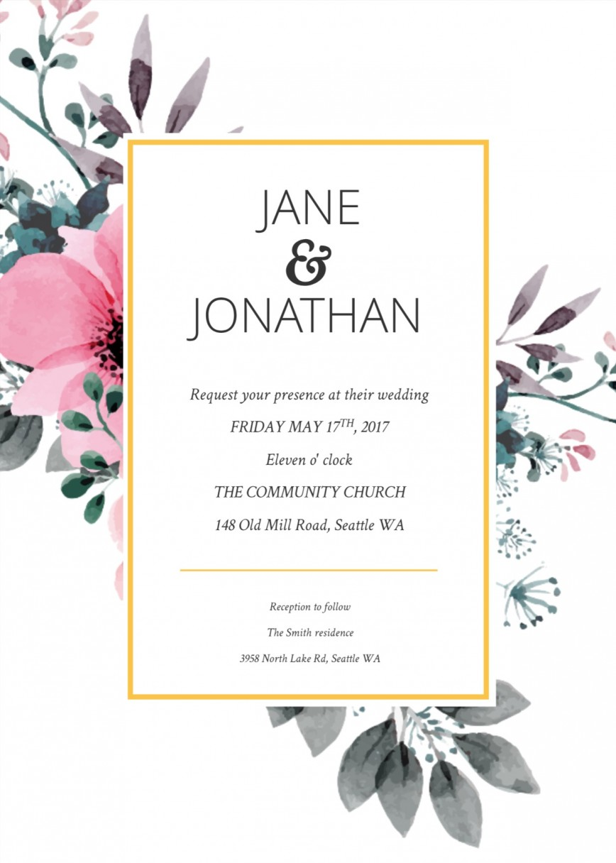 000 Fascinating Wedding Invitation Template Free Picture  Download Word Photoshop Psd Indian