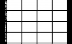 000 Fascinating Weekly Lesson Plan Template Pdf High Definition  Blank Preschool Free Editable